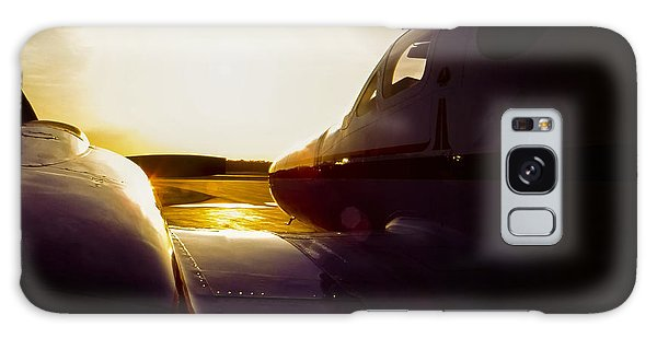 Cessna 421c Golden Eagle IIi Silhouette Galaxy Case