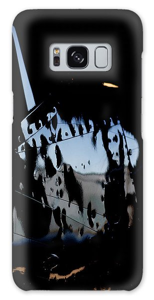 Galaxy Case featuring the photograph Cessna Art I by Paul Job
