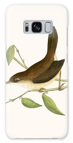 Song Bird Galaxy Case - Cetti's Warbler by English School