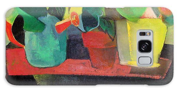 Cezanne Potting Stand Galaxy Case