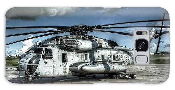 Ch-53 Super Stallion Galaxy Case