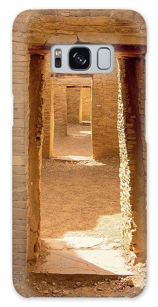 Chaco Ancient Doors   Galaxy Case