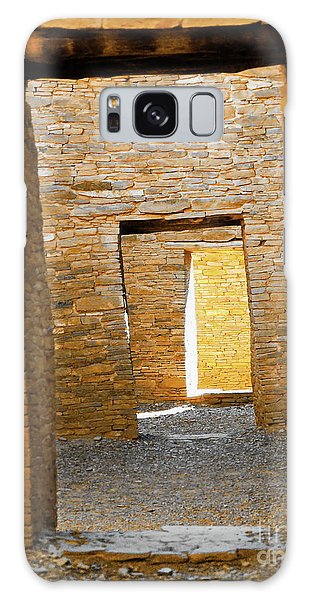 Chaco Canyon Doorways Galaxy Case