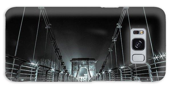 Chain Bridge Galaxy Case