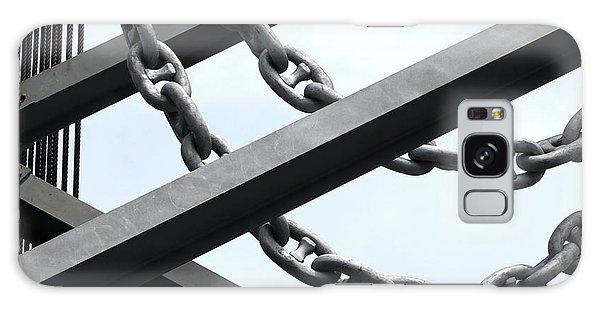 Chain Links Galaxy Case
