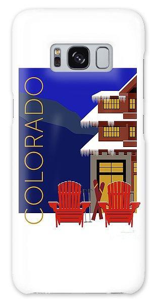 Colorado Chairs Galaxy Case