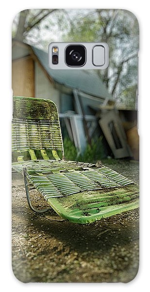 Recycle Galaxy Case - Chaise Lounge by Yo Pedro