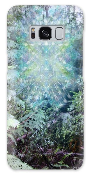 Chalice-tree Spirit In The Forest V3 Galaxy Case