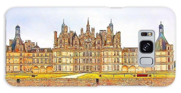 Chambord Castle Galaxy Case
