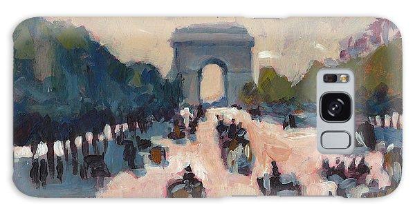 Briex Galaxy Case - Champs Elysees Paris by Nop Briex