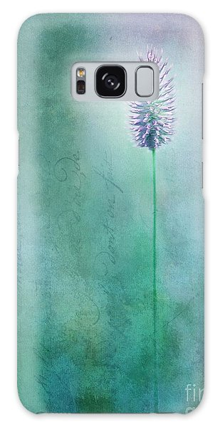 Blossoms Galaxy Case - Chandelle by Priska Wettstein