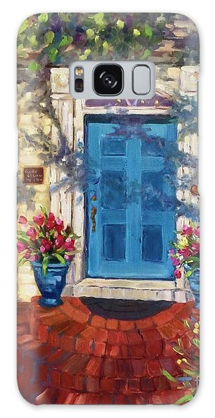 Chandor Gardens Door Galaxy Case