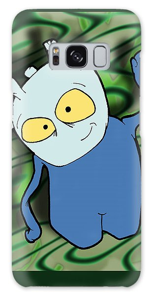 Chane Galaxy Case by Uncle J's Monsters