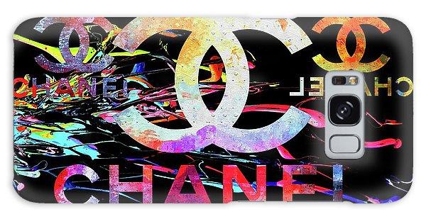 Splash Galaxy Case - Chanel Black by Daniel Janda