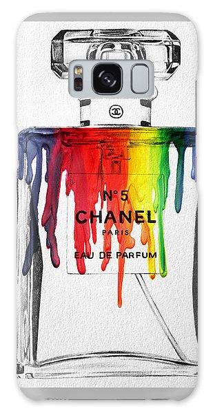 Fun Galaxy Case - Chanel  by Mark Ashkenazi