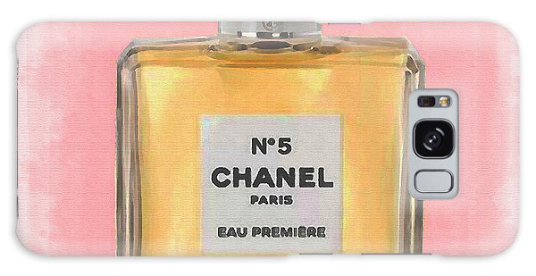 Chanel No 5 Eau De Parfum Galaxy Case