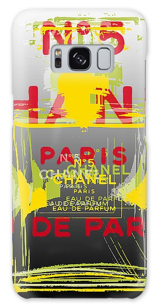 Chanel  No. 5 Pop Art - #1 Galaxy Case