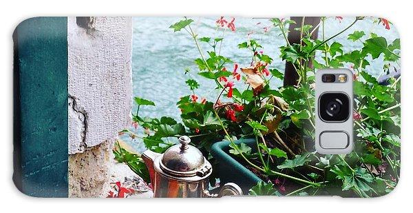 Chanel View Breakfast In Venezia Galaxy Case