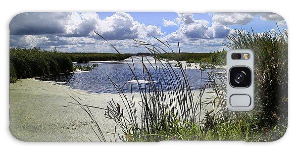 Channel Into J. C. Murphy Lake Galaxy Case by Scott Kingery