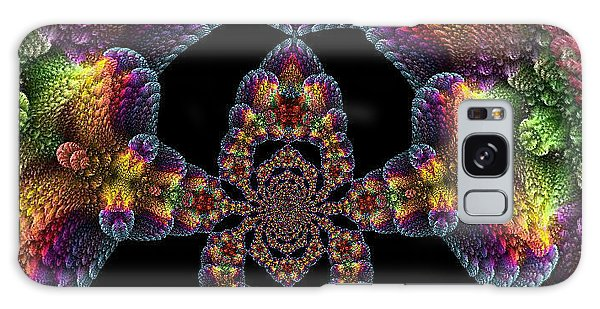 Chaos Circus Galaxy Case by Digital Art Cafe