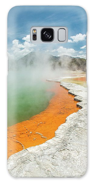 Champagne Pool Galaxy Case