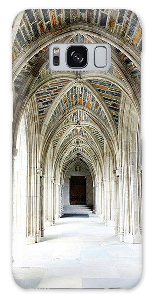 Chapel Archway Galaxy Case