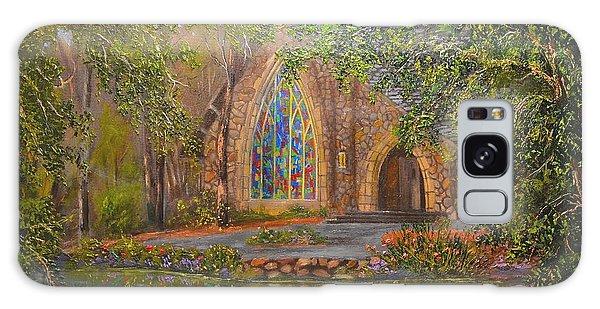 Chapel At Callaway Galaxy Case