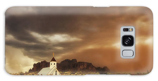 Chapel In The Storm Galaxy Case