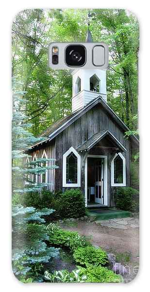 Chapel In The Woods Galaxy Case