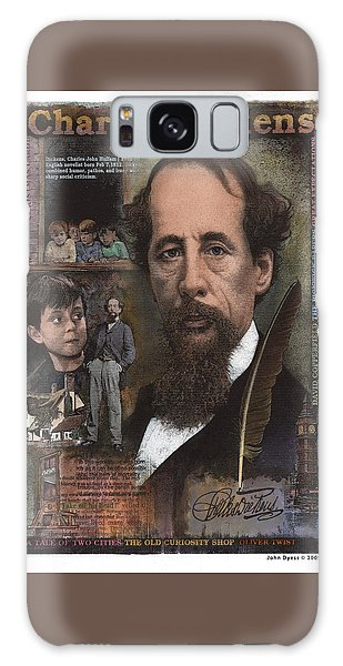 Charles Dickens Galaxy Case