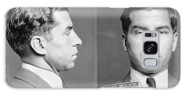Charles Lucky Luciano Galaxy Case