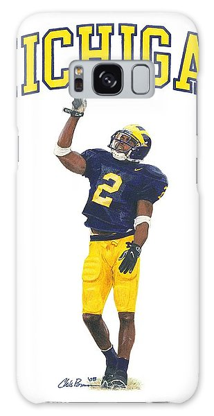 Charles Woodson Galaxy Case