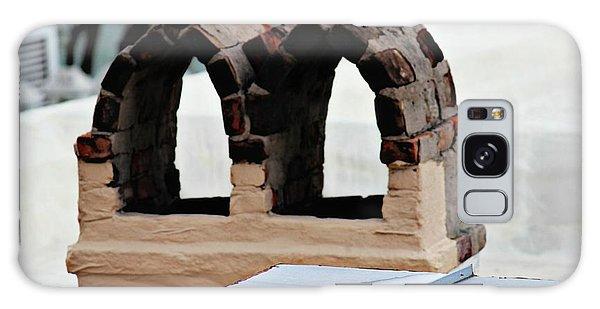 Galaxy Case - Charleston Chimneys 101 by Lisa Marie Towne