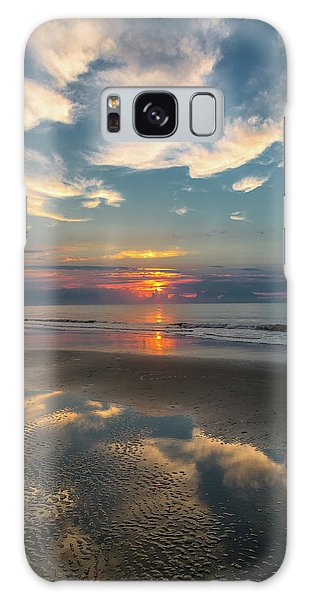 Charleston Coast Sunrise Galaxy Case