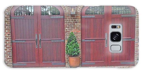 Charleston Doors Galaxy Case