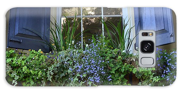 Charleston Flower Box 3 Galaxy Case
