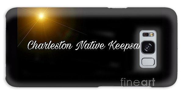 Galaxy Case - Charleston Native Coffee Mug Logo #772017 by Lisa Marie Towne