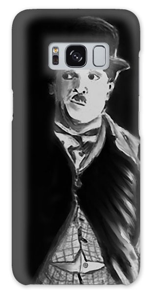 Charlie Galaxy Case by Arline Wagner