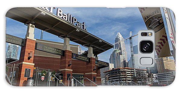 Charlotte Knights Ballpark Galaxy Case