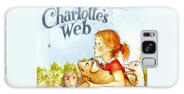 Charlottes Web Galaxy Case