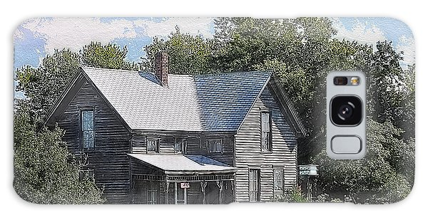 Charming Country Home Galaxy Case