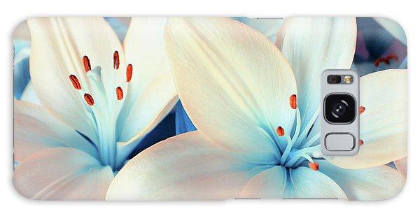 Charming Elegance Galaxy Case by Iryna Goodall