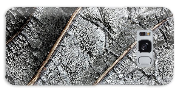 Charred Pine Bark Galaxy Case