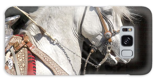 Charro Stallion Galaxy Case