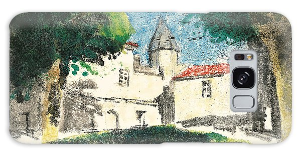 Chartreuse Avignon Galaxy Case by Martin Stankewitz