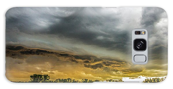 Chasing Nebraska Stormscapes 074 Galaxy Case