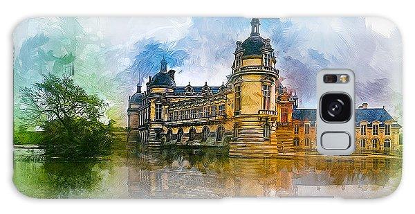 Chateau De Chantilly Galaxy Case