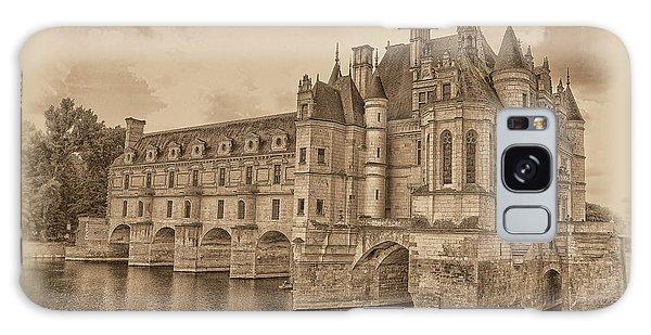Chateau De Chenonceau Galaxy Case