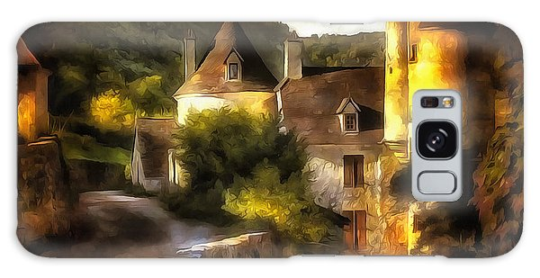 Chateau France I Galaxy Case by Jack Torcello