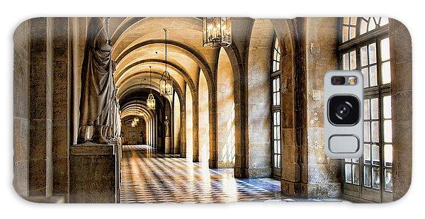 Chateau Versailles Interior Hallway Architecture  Galaxy Case